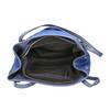 Dámská modrá kabelka bata, modrá, 969-9453 - 15