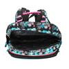 Dívčí školní batoh mořská víla bagmaster, růžová, 969-5609 - 15