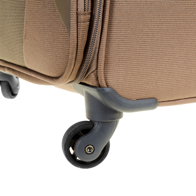 Kufr na kolečkách samsonite, hnědá, 969-4328 - 19