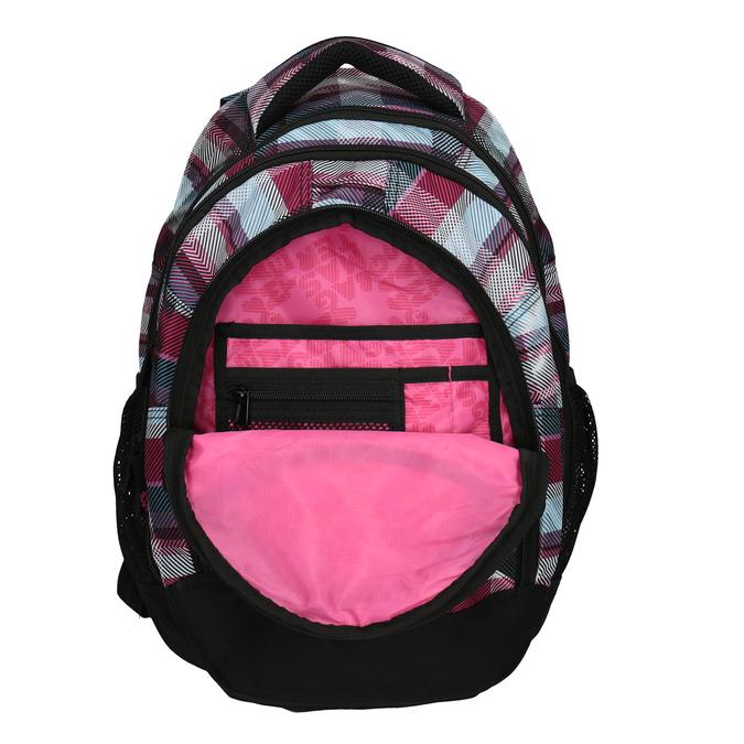 Školní batoh bagmaster, fialová, 969-2601 - 17