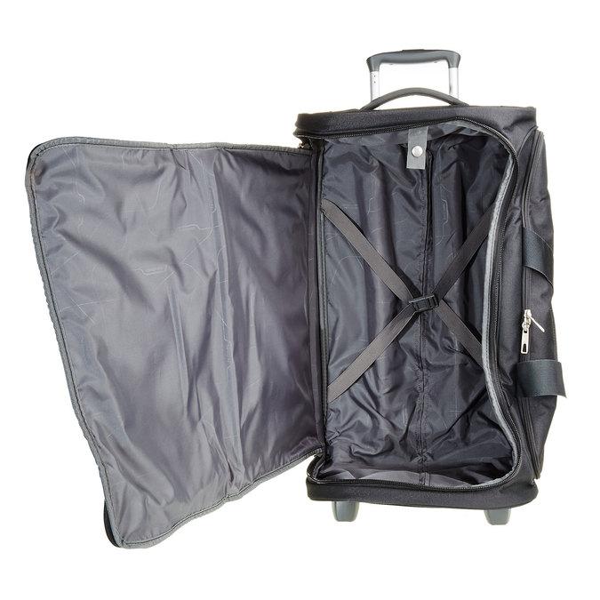 Cestovní taška na kolečkách samsonite, černá, 969-6204 - 15