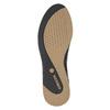 Dámské tenisky z lakované kůže geox, černá, 528-6030 - 26