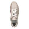 Dámské kožené tenisky bata, růžová, 526-5612 - 19