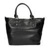 Černá dámská kabelka bata, černá, 961-6857 - 19