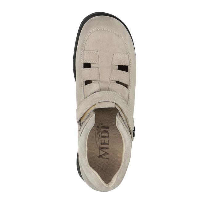 Dámská zdravotní obuv medi, béžová, 553-8205 - 19