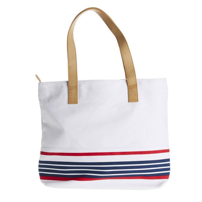 Ležérní dámská kabelka u-s-polo-assn-, bílá, 969-1010 - 26