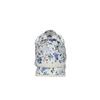 Dámské tenisky s barevným květinovým vzorem le-coq-sportif, bílá, 509-1656 - 17