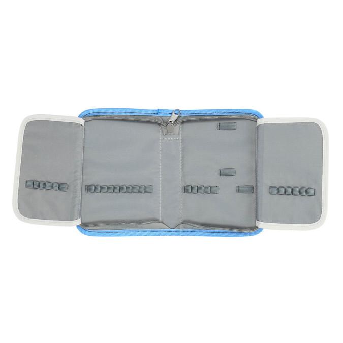 Modrý školní penál bagmaster, modrá, 949-9610 - 15