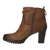 Dámská kotníčková obuv bata, hnědá, 796-4600 - 26