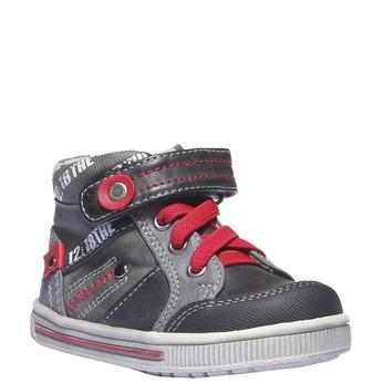 Kids shoes mini-b, černá, 111-6102 - 13