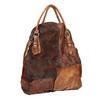 Kožená kabelka s pevnými uchy a-s-98, 966-0001 - 13