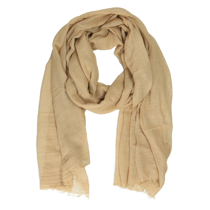 Šátek bata, béžová, 909-8198 - 13