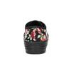 Tenisky s květinovým vzorem bata, černá, 529-0630 - 17