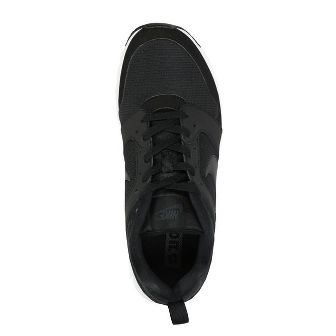 pánská sportovní obuv černá nike, černá, 809-6116 - 19