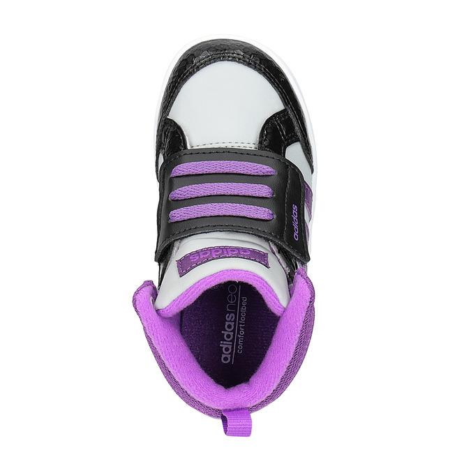 Dětské kotníčkové tenisky adidas, šedá, 101-2231 - 19