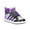 Dětské kotníčkové tenisky adidas, šedá, 101-2231 - 13