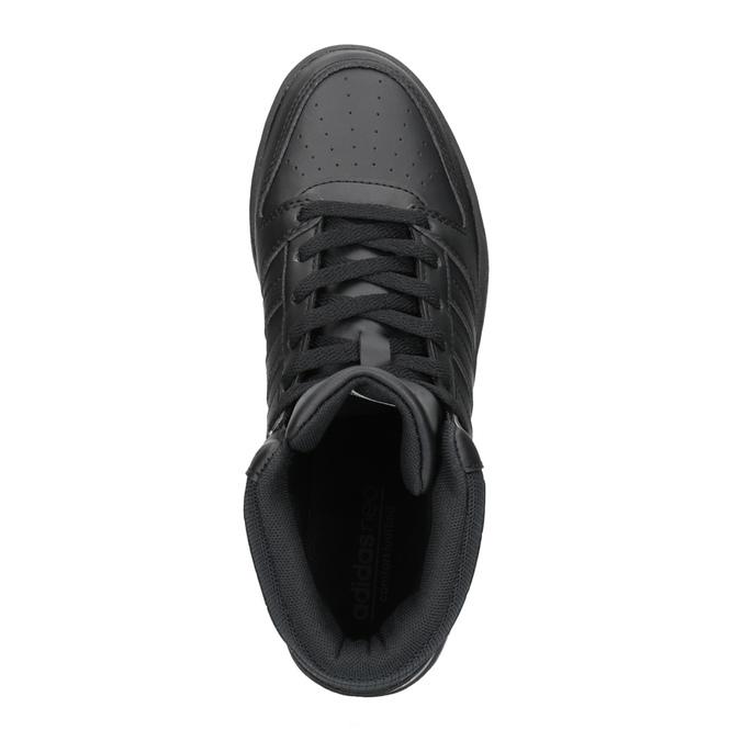 Dámské tenisky ke kotníkům adidas, černá, 501-6741 - 19