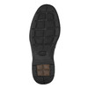 Ležérní kožené polobotky comfit, černá, 824-6719 - 26