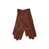 Dámské kožené rukavice junek, hnědá, 924-3017 - 13