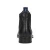 Dámská kožená obuv ve stylu Chelsea u-s-polo-assn-, černá, 516-6072 - 17