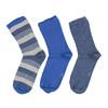 Dětské barevné ponožky 3 páry bata, 919-0595 - 26