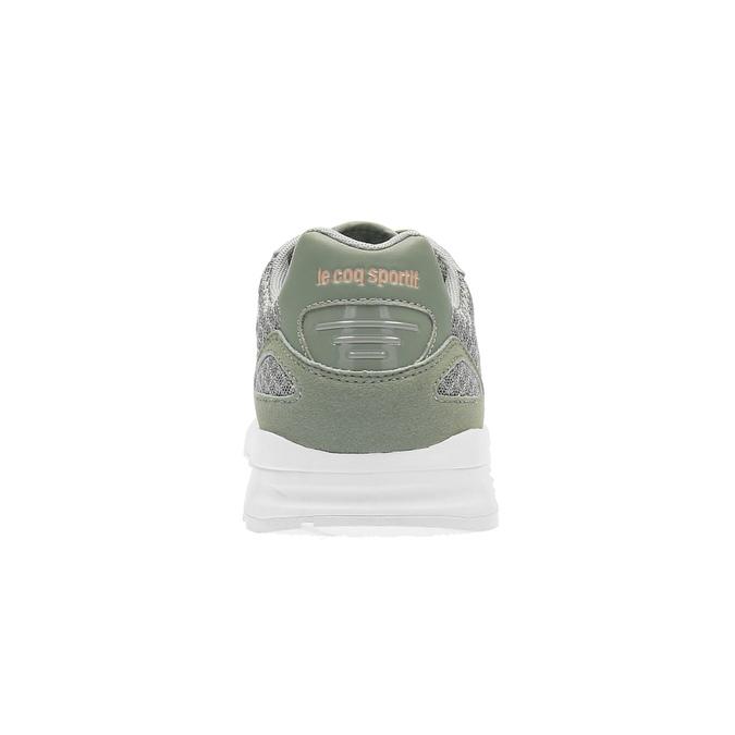Dámské tenisky v khaki odstínu le-coq-sportif, zelená, 509-7570 - 17