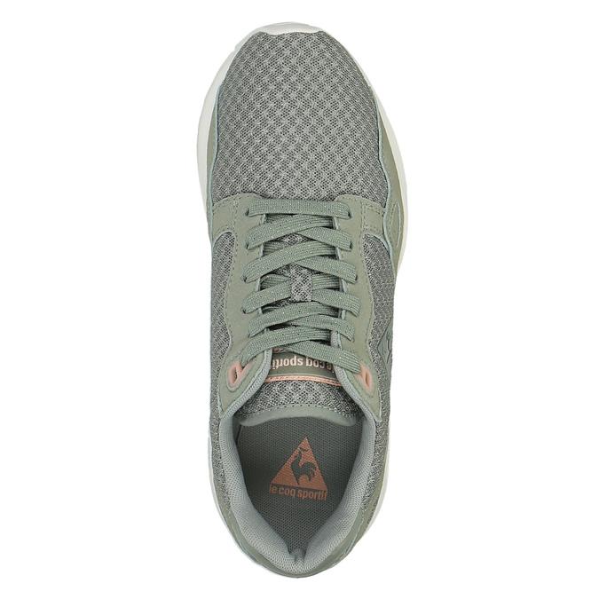 Dámské tenisky v khaki odstínu le-coq-sportif, zelená, 509-7570 - 19