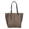 Hnědá dámská kabelka bata, šedá, 961-2123 - 26