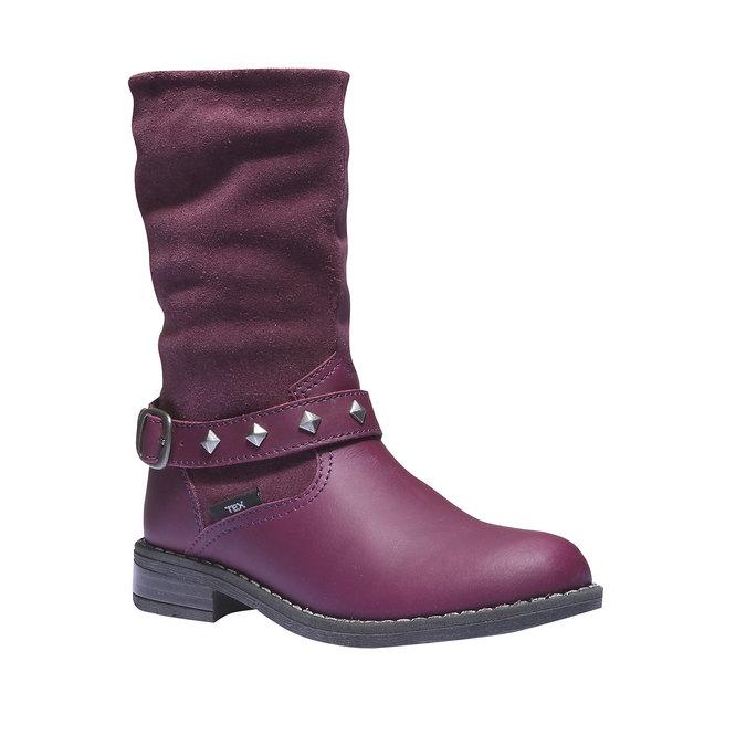 Kids shoes mini-b, červená, 394-5101 - 13