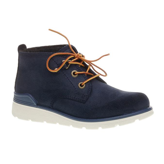 Kotníčková obuv ecco, modrá, 493-9002 - 13