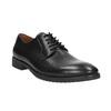 Pánské Derby polobotky bata, černá, 824-6659 - 13