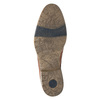 Pánské kožené polobotky bugatti, hnědá, 824-3012 - 26