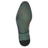 Kožená kotníčková obuv se zateplením bugatti, hnědá, 814-3003 - 26