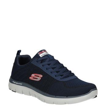 Pánské sportovní tenisky skechers, modrá, 809-9350 - 13