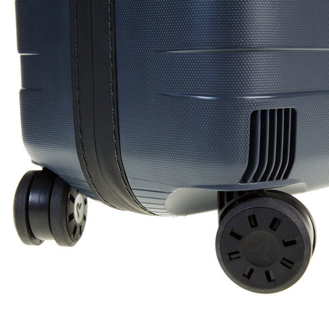 Skořepinový kufr na kolečkách roncato, šedá, 960-2604 - 19