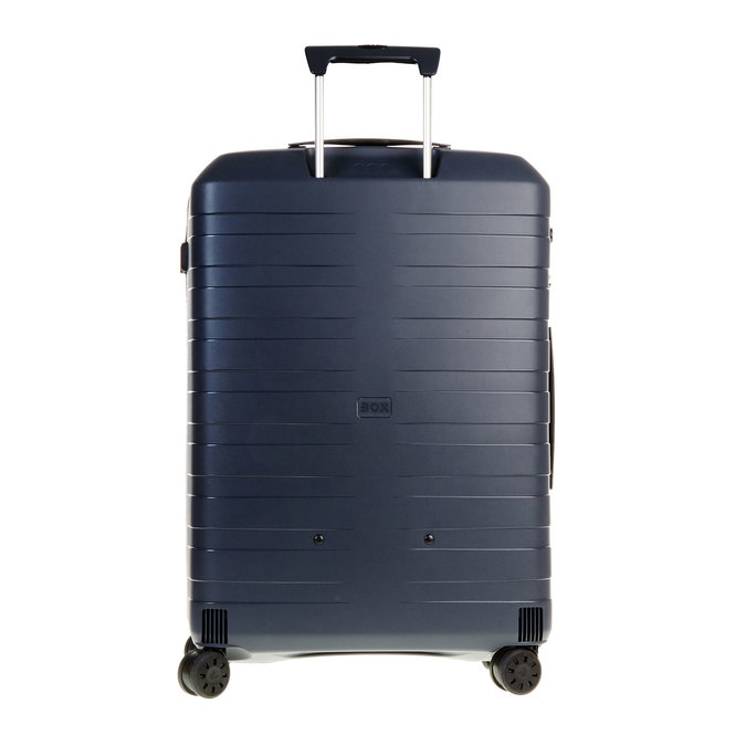 Skořepinový kufr na kolečkách roncato, modrá, 960-2604 - 26