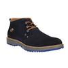 Pánská obuv ve stylu Chukka Boots bata, modrá, 893-9652 - 13