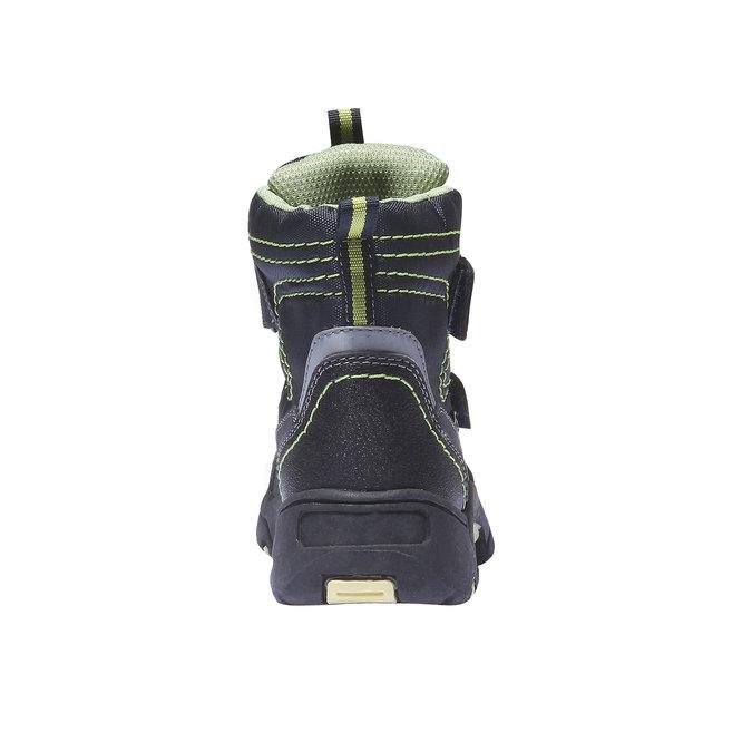 Kids shoes mini-b, modrá, 299-9144 - 17