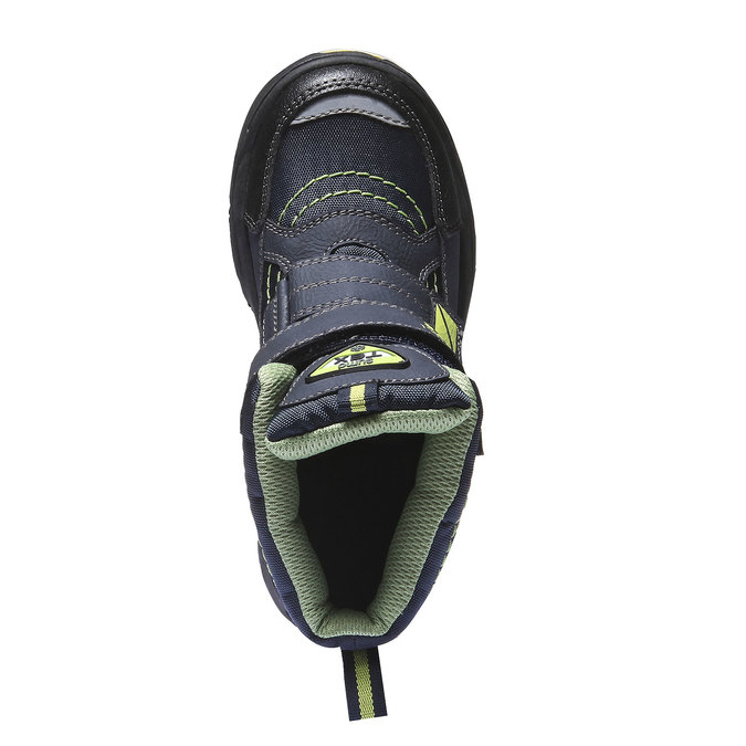 Kids shoes mini-b, modrá, 299-9144 - 19