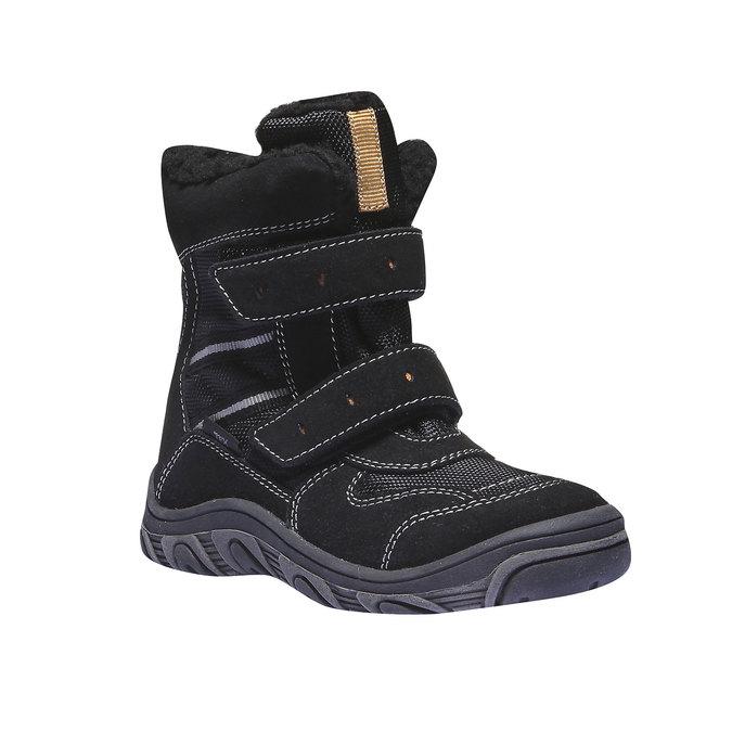 Kids shoes mini-b, černá, 393-6101 - 13