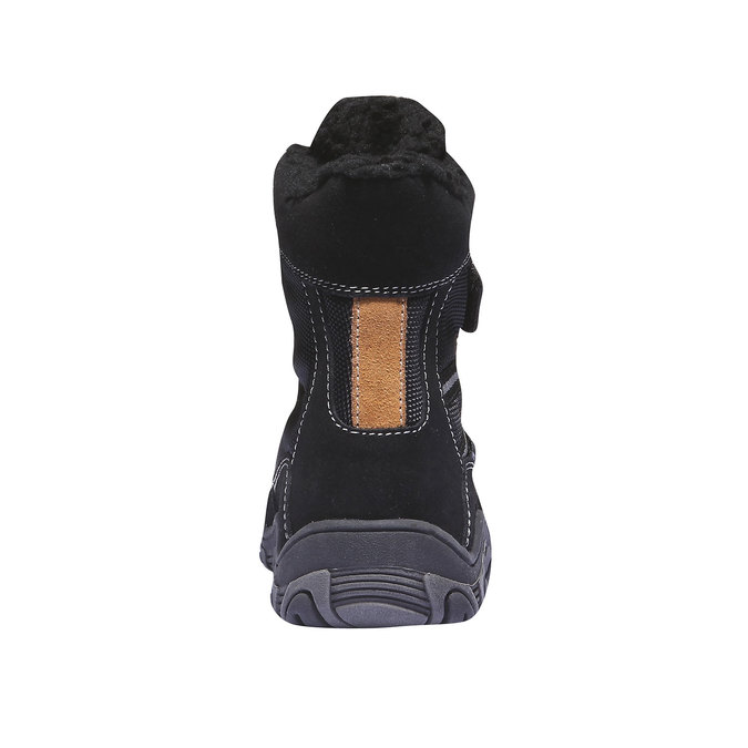 Kids shoes mini-b, černá, 393-6101 - 17