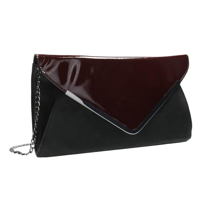 Dámské elegantní psaníčko bata, červená, 961-5221 - 13