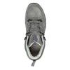 Kožená kotníčková obuv v Outdoor stylu power, šedá, 503-2830 - 19