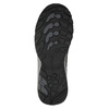 Kotníčková kožená obuv v Outdoor stylu power, černá, 803-6112 - 26