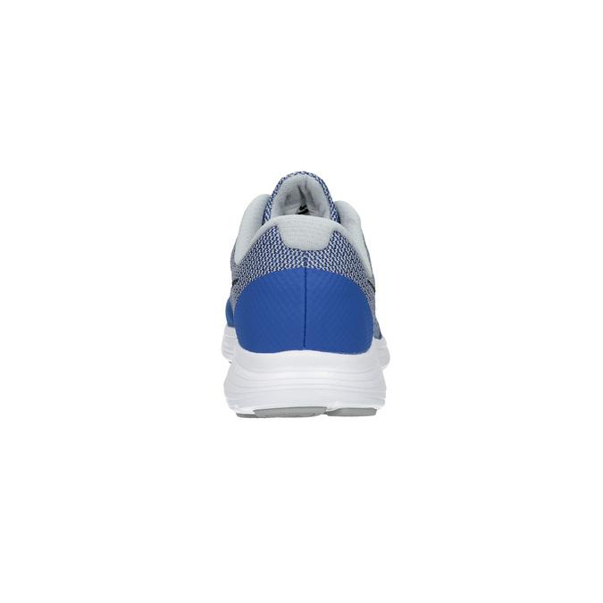 Dětské sportovní tenisky modré nike, modrá, 409-9322 - 17