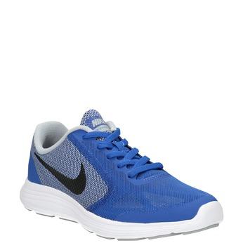 Dětské sportovní tenisky modré nike, modrá, 409-9322 - 13