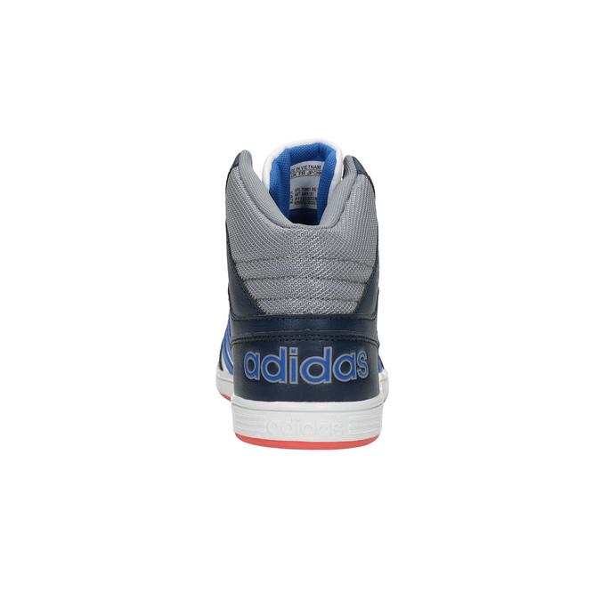 Dětské kotníčkové tenisky adidas, bílá, 401-1231 - 17