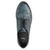 Dámské polobotky bata, tyrkysová, 521-9600 - 19
