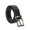 Pánský kožený opasek bata, černá, 954-6101 - 13