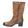 Dámská kotníčková obuv bata, hnědá, 696-3127 - 26